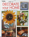 Decorate your Home in Plastic Canvas