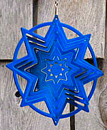 Star wind Spinner