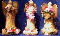 raffia angels