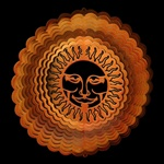 Sun Face Spinner